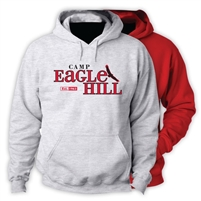 EAGLE HILL OFFICIAL HOODED SWEATSHIRT