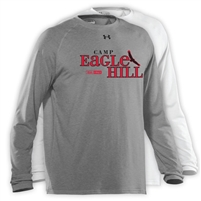 EAGLE HILL UNDER ARMOUR LONGSLEEVE TEE