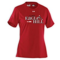 EAGLE HILL LADIES UNDER ARMOUR TEE