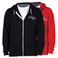EAGLE HILL AMERICAN APPAREL FLEX FLEECE HOODY