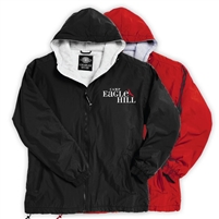 EAGLE HILL FULL ZIP JACKET WITH HOOD