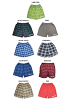 EAGLE HILL FLANNEL BOXERS