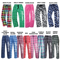 EAGLE HILL  FLANNEL PANTS