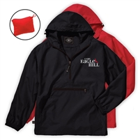 EAGLE HILL PACK-N-GO PULLOVER JACKET