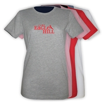 EAGLE HILL GIRLS FITTED TEE