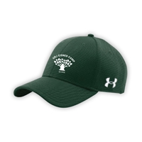 EISNER UNDER ARMOUR CURVED BRIM STRETCH FITTED CAP