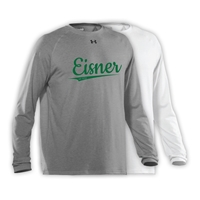 EISNER UNDER ARMOUR LONGSLEEVE TEE