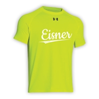EISNER HYPER COLOR UNDER ARMOUR TEE