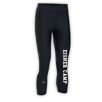 EISNER LADIES UNDER ARMOUR HEAT GEAR ARMOUR CAPRI