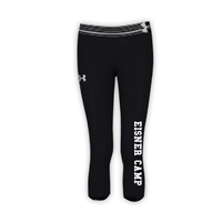 EISNER GIRLS UNDER ARMOUR HEAT GEAR ALPHA CAPRI