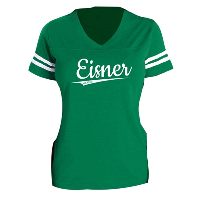 EISNER LADIES GAME DAY TEE