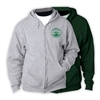 EISNER FULL ZIP HOODED SWEATSHIRT