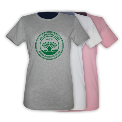 EISNER GIRLS FITTED TEE
