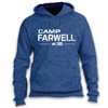 CAMP FARWELL VINTAGE HOODED SWEATSHIRT