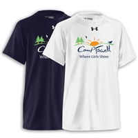 CAMP FARWELL UNDER ARMOUR TEE