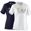 CAMP FARWELL LADIES UNDER ARMOUR TEE