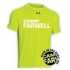 CAMP FARWELL HYPER COLOR UNDER ARMOUR TEE