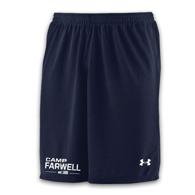 CAMP FARWELL UNDER ARMOUR BASKETBALL SHORT