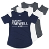 CAMP FARWELL COLD SHOULDER TEE