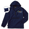 CAMP FARWELL PACK-N-GO PULLOVER JACKET