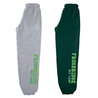 FROGBRIDGE ELASTIC BOTTOM SWEATPANTS