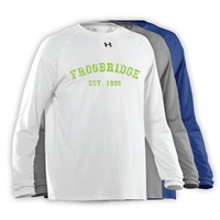 FROGBRIDGE UNDER ARMOUR LONGSLEEVE TEE