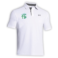 FROGBRIDGE ADULT UNDER ARMOUR LEADERBOARD POLO