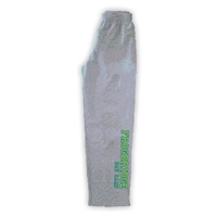 FROGBRIDGE OPEN BOTTOM SWEATPANTS WITH POCKETS