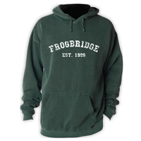 FROGBRIDGE VINTAGE HOODED SWEATSHIRT