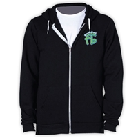 FROGBRIDGE AMERICAN APPAREL FLEX FLEECE HOODY