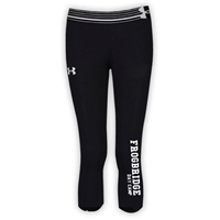 FROGBRIDGE GIRLS UNDER ARMOUR HEAT GEAR ALPHA CAPRI