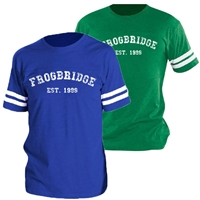 FROGBRIDGE GAME DAY TEE