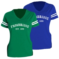 FROGBRIDGE LADIES GAME DAY TEE