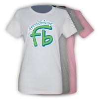 FROGBRIDGE GIRLS FITTED TEE