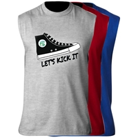 FROGBRIDGE SNEAKER SLEEVLESS TEE