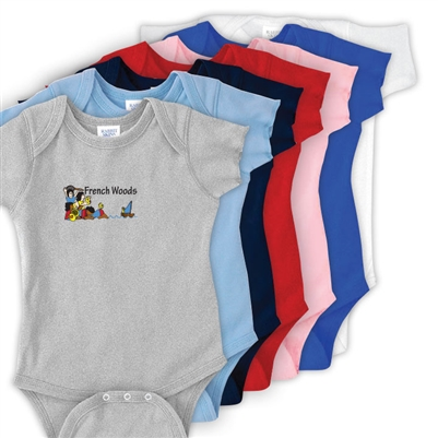 FRENCH WOODS INFANT BODYSUIT