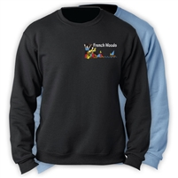 FRENCH WOODS CREW SWEATSHIRT