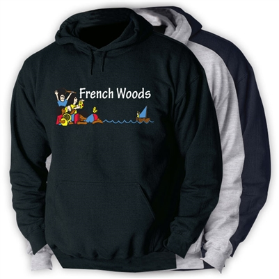 FRENCH WOODS OFFICIAL HOODED SWEATSHIRT