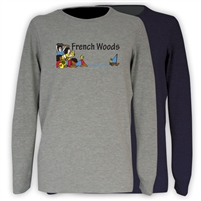 FRENCH WOODS THERMAL LONG SLEEVE TEE