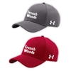 FRENCH WOODS UNDER ARMOUR CURVED BRIM STRETCH FITTED CAP