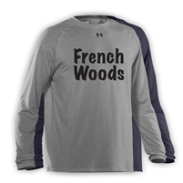 FRENCH WOODS UNDER ARMOUR LONGSLEEVE TEE