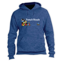 FRENCH WOODS VINTAGE HOODED SWEATSHIRT