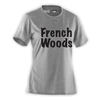 FRENCH WOODS LADIES UNDER ARMOUR TEE