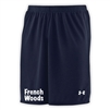 FRENCH WOODS UNDER ARMOUR BASKETBALL SHORT