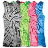FRENCH WOODS TIE DYE TANK TOP