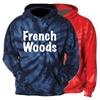 FRENCH WOODS TIE DYE SWEATSHIRT