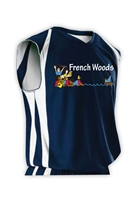 FRENCH WOODS OFFICIAL REV BASKETBALL JERSEY