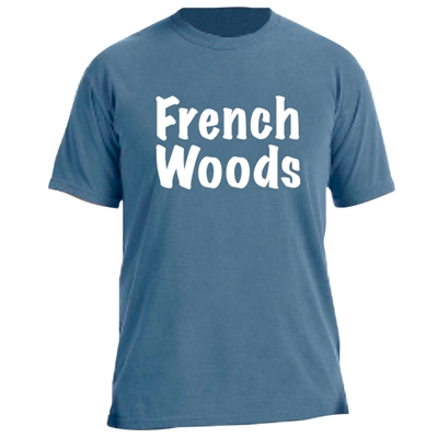 FRENCH WOODS VINTAGE TEE