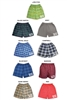 FRENCH WOODS FLANNEL BOXERS