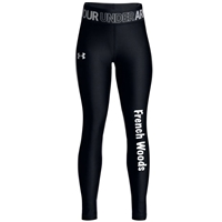 FRENCH WOODS GIRLS UNDER ARMOUR HEAT GEAR LEGGING